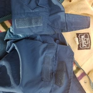 Woolrich Jackets & Coats - Woolrich Blue Wool-Lined Hooded Jacket Size Large